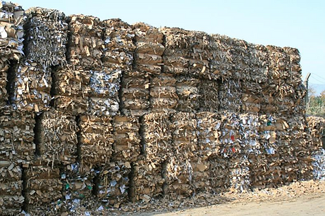 Paper cardboard recycling | Recycling Automation Systems US