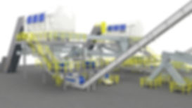 Factory Layout | Recycling Automation Systems US