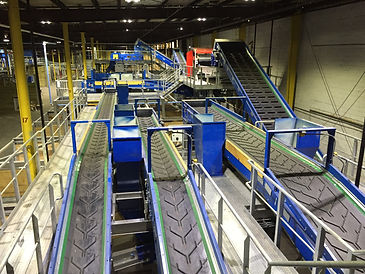 Plastic recycling | Recycling Automation Systems US