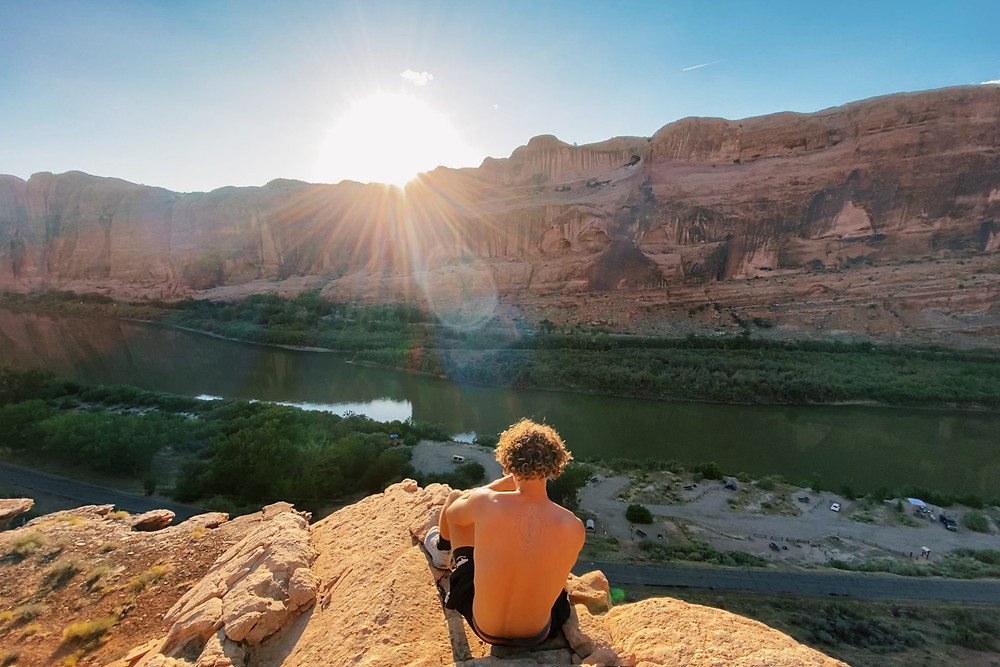 One of the best free campgrounds in Utah. Kings bottom campground is the best option for camping in Moab, Utah