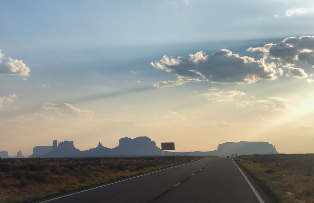 One of the best road trips in Utah, through Monument Valley