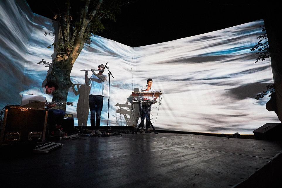 Ingénue, Festival Les Effusions 2018