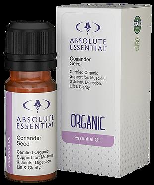 Coriander Seed Organic 10ml
