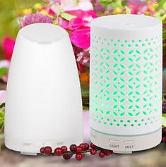 Aromatherapy Vaporisers and Diffusers