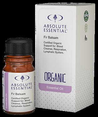Fir Balsam Organic 10ml