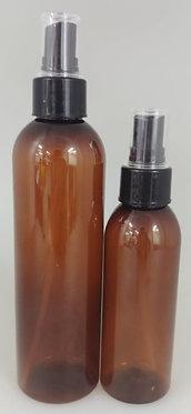 Amber PET Bottle - Spray
