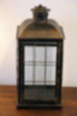 Location décoration, objets mariage lanterne noire
