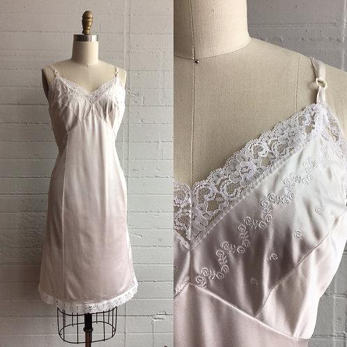 1980s Slip Dress - Large / Xlarge