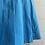 Thumbnail: 1990s Blue Mini Tennis Skirt - Medium / Large