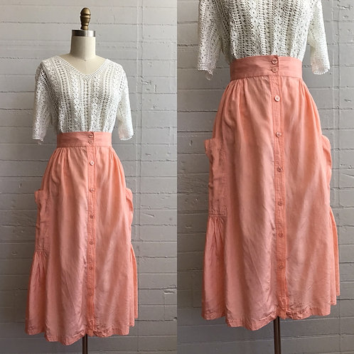 1980s Baby Pink Mini - Small