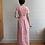 Thumbnail: 1970s Pink Lily Pulitzer Maxi Dress - Small / Medium