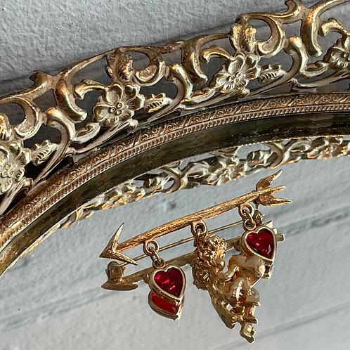 Vintage Cupids Pin