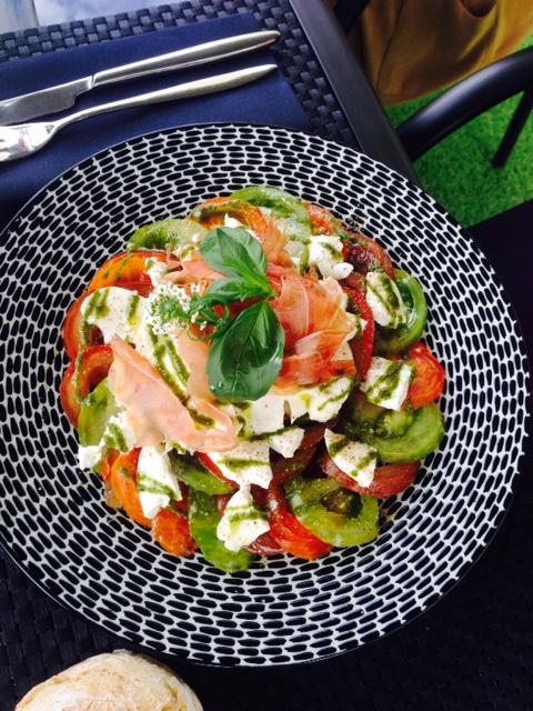 La salade Bufala