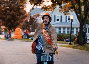 Hubie Halloween - Netflix Movie Review