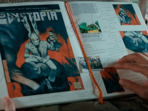 Utopia Amazon Original Series Review