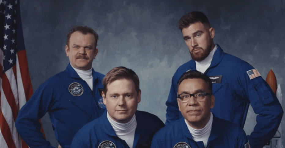 Moonbase 8 Showtime Series Review