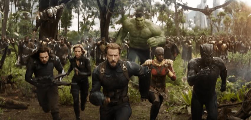 Hulk in the Infinity War trailer