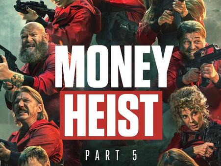 Why Money Heist Season 5 is a Must-Watch!