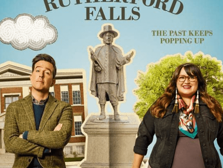 Rutherford Falls Peacock Series Review