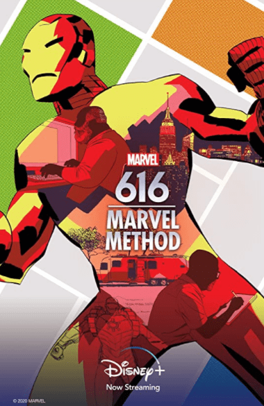 Marvel 616 - Disney+ Series Review