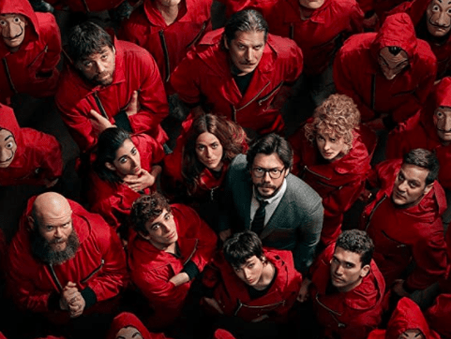 Money Heist - Netflix Series Review