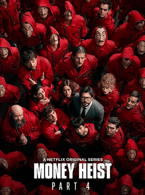 Money Heist - Netflix Series Review