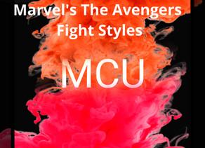 Marvel's The Avengers Fight Styles