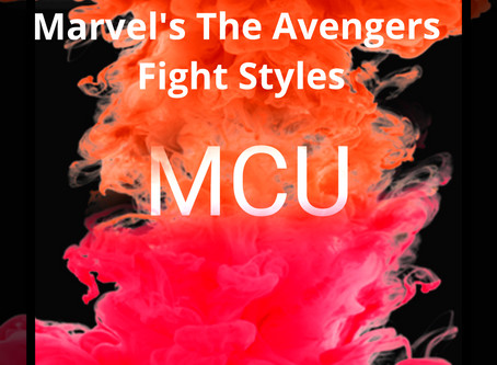 Marvel's The Avengers Fight Styles