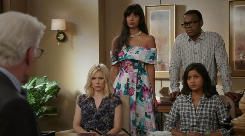The Good Place Series Review