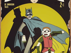 Meet the Indian Batman - Anurag Halder