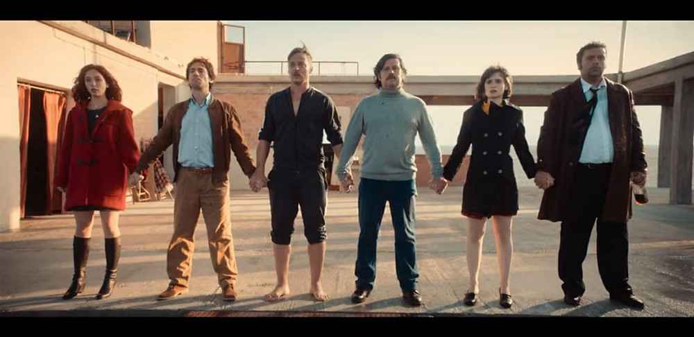 Rose Island – Netflix Movie Review