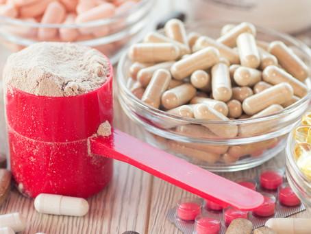 Suplementos alimentares, quando utilizar?