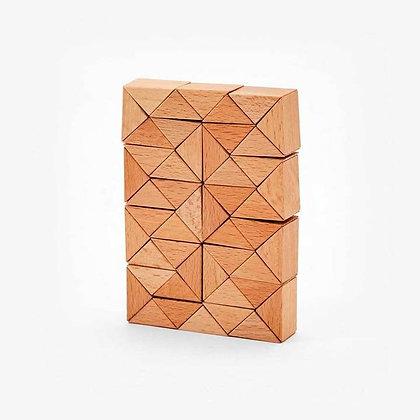 SNAKE BLOCKS kreatives Holzspielzeug