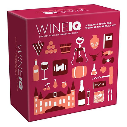 Wine IQ  Quizkarten