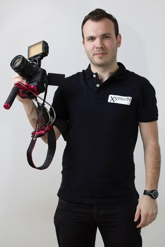 Alexis cameraman Pro mariage