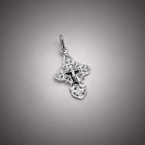 Крест № 19 вес 1.22г