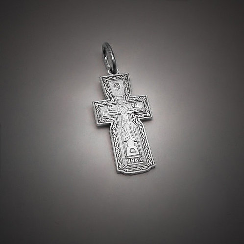 Крест № 35 вес 2.14г