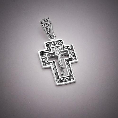 Крест № 49 вес 2.34г