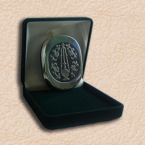 Ладаница серебро чернение