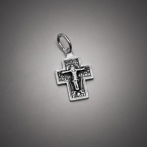 Крест № 113 вес 1.28г