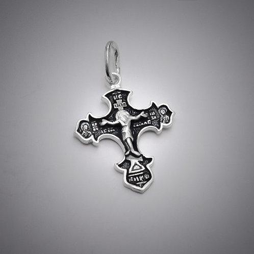 Крест № 33 вес 1.26г