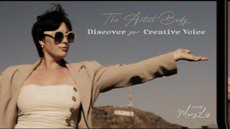 The Artist Body - Discover your Voice |