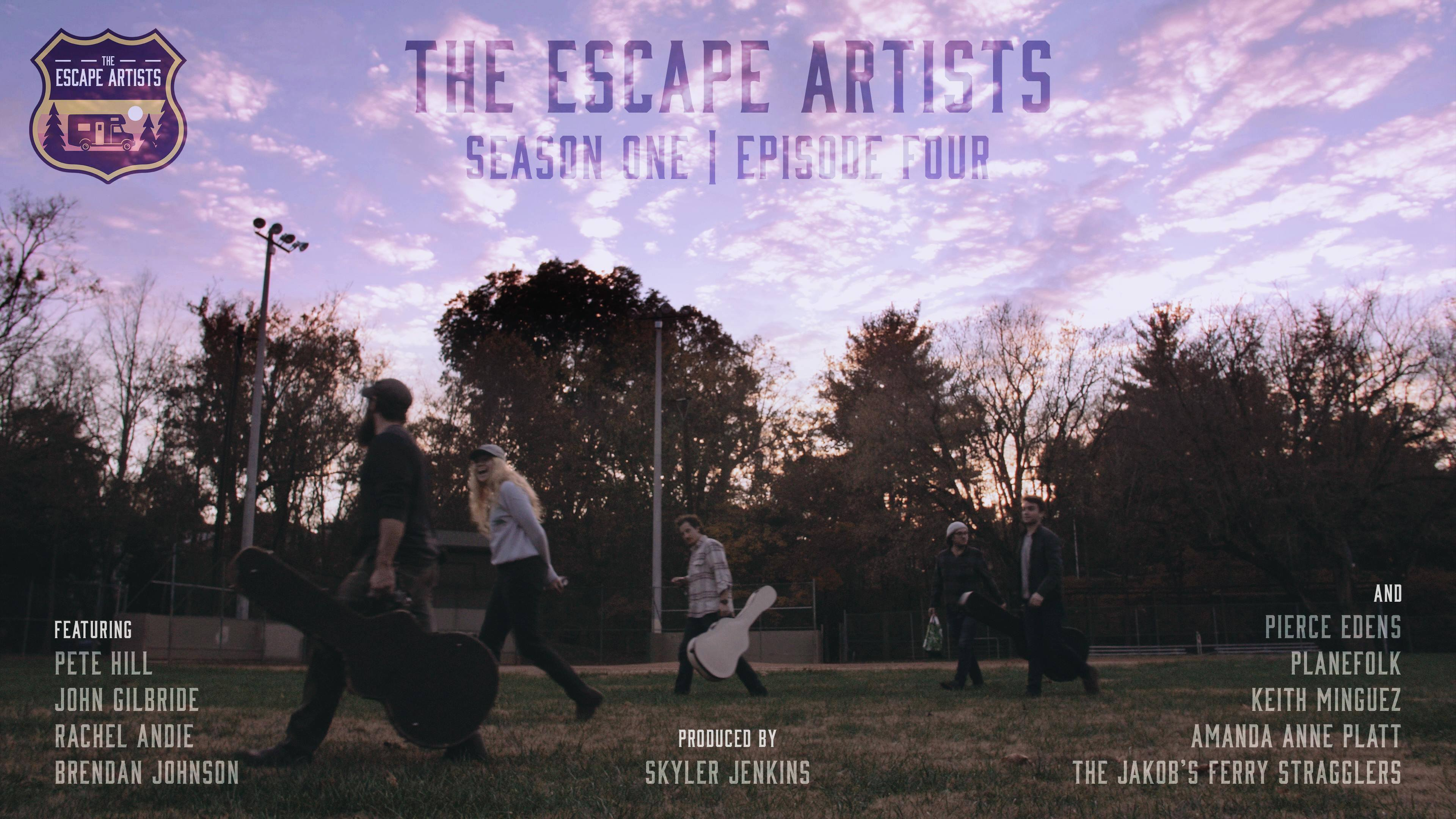 The Escape Artists | Season One - Episode 4