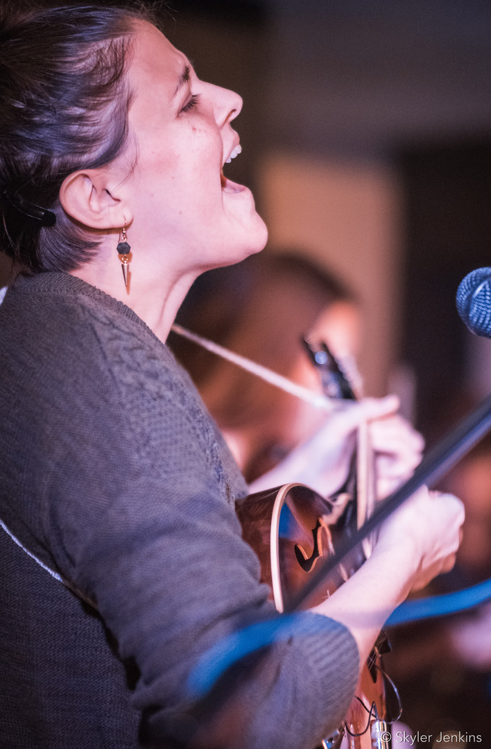 Haint Blue & Friends @ Folksong Society-
