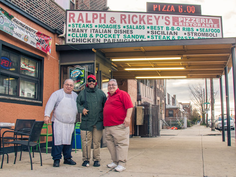 Norman goes to Ralph & Rickey's