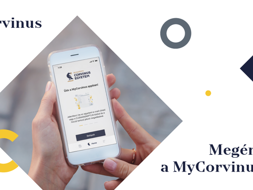 MyCorvinus Application available