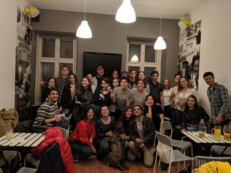Budapest Blend: a place for every international student of Corvinus