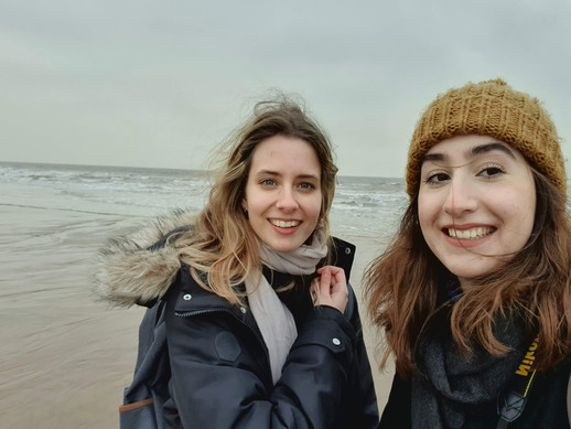 Erasmus in times of a pandemic: Laura and Lilla and their unique journey in the UK