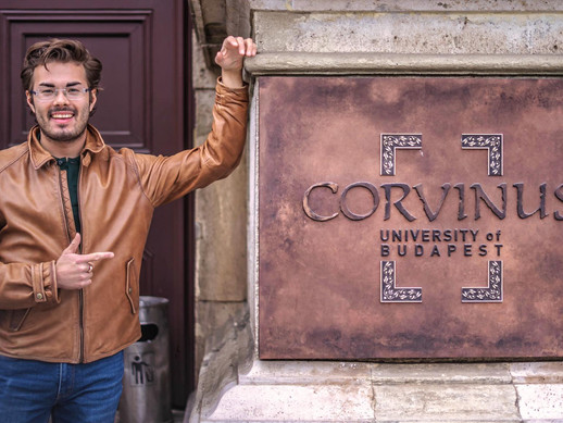 Public Policy and Management MSc at Corvinus: Artur Safin's experience with PUMA!