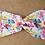 Thumbnail: Spring Flower Bouquet Stretch Headband